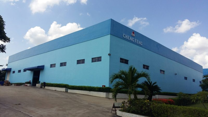 Nhà xưởng thép tiền chế Chengfeng