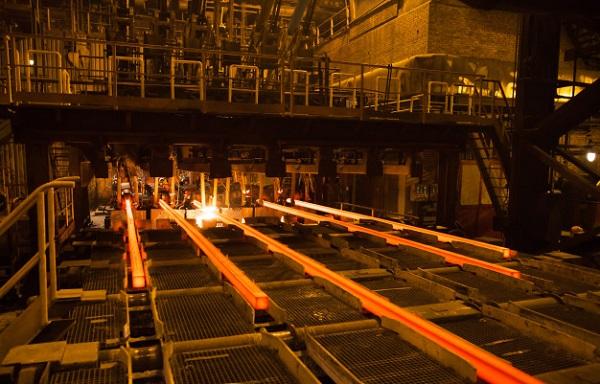 Quá trình sản xuất thép xây dựng
