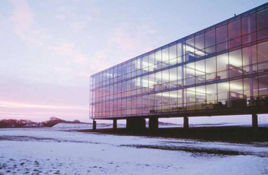 Nhà Xưởng Bang and Olufsen, Struer, Denmark