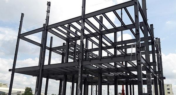 Bê tông nào thích hợp dùng trong nhà khung thép?