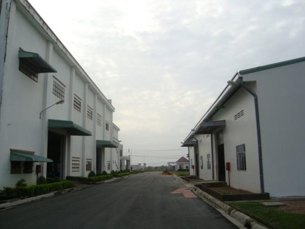 Nhà máy U-Best Polymer Việt Nam