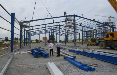 Xem xét trong quá trình xây dựng nhà máy nhiệt điện Long Phú 1