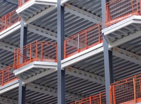 Ứng Dụng Làm Nhà Thép Nhiều Tầng